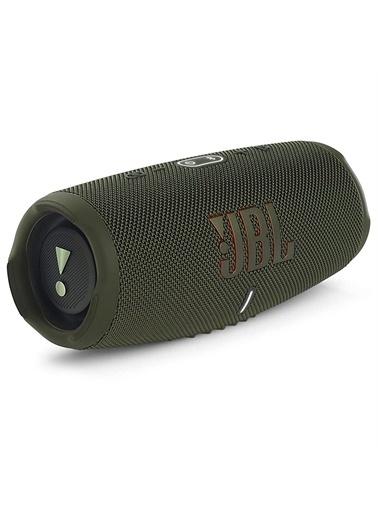 JBL JBL Charge 5 Yeşil Su Geçirmez Taşınabilir Bluetooth Hoparlör Renkli